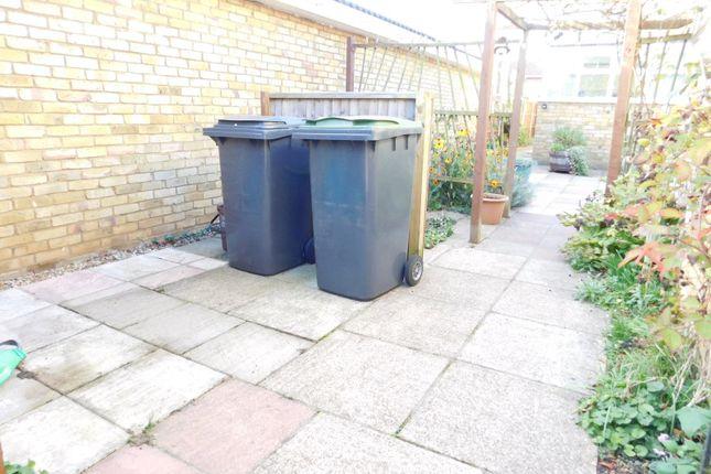 Bin Storage Area of Rookery Walk, Clifton, Shefford SG17