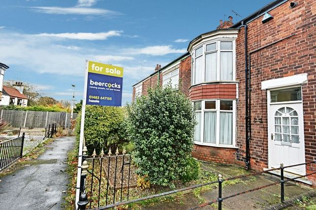 Thumbnail Terraced house for sale in Avondale, Anlaby Park Road South, Hull