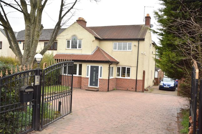 5 bed semi-detached house for sale in Wakefield Road, Garforth, Leeds LS25