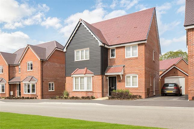 """Thumbnail Detached house for sale in """"Mitford"""" at Worthing Road, Southwater, Horsham"""