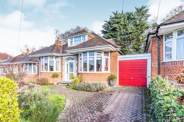 Thumbnail Detached bungalow for sale in Hurstbourne Place, Kingsclere Avenue, Southampton