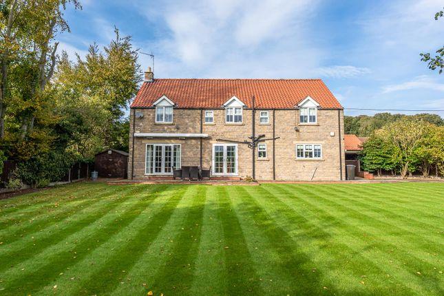 Garden of Campion House, Pickering Road West, Snainton YO13