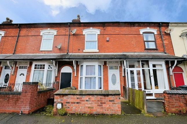 Thumbnail Terraced house for sale in Drayton Road, Bearwood, Smethwick