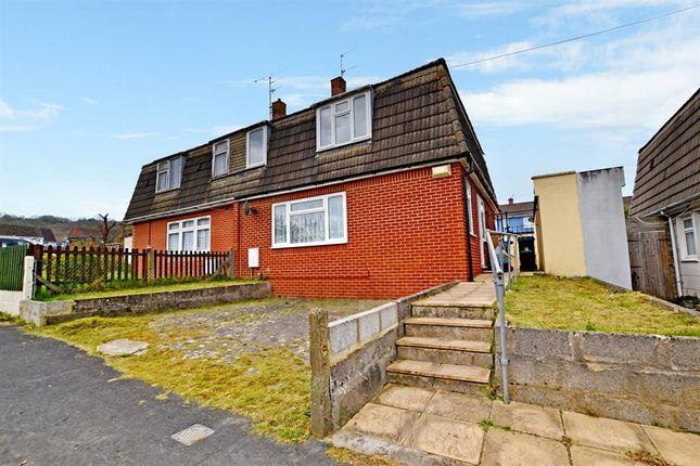 Thumbnail Semi-detached house for sale in Herridge Close, Bristol