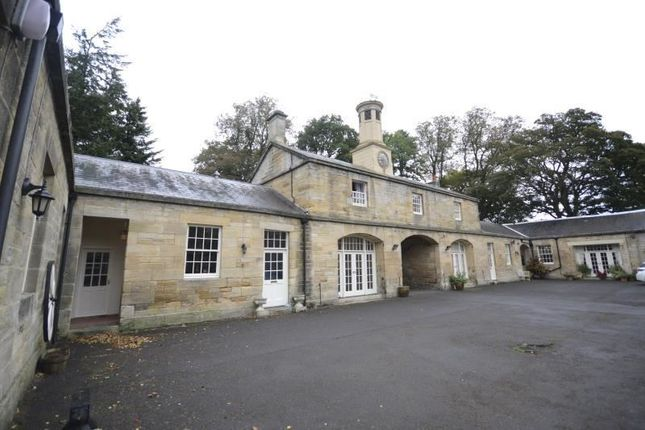 Thumbnail Flat to rent in Mitford, Morpeth