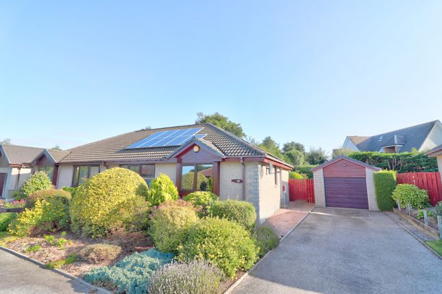 Thumbnail Semi-detached bungalow for sale in Broadstraik Avenue, Elrick, Westhill
