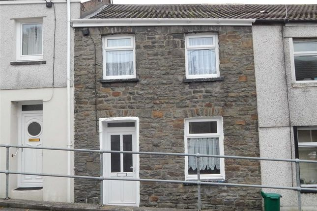Thumbnail Terraced house to rent in Strand Street, Mountain Ash