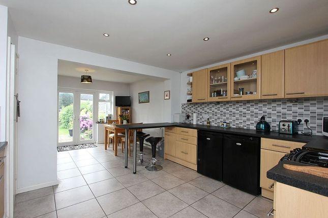 Thumbnail Semi-detached house for sale in Sandown Road, Benfleet, Essex