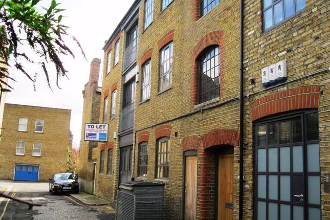 Thumbnail Flat to rent in Wigton Place, London