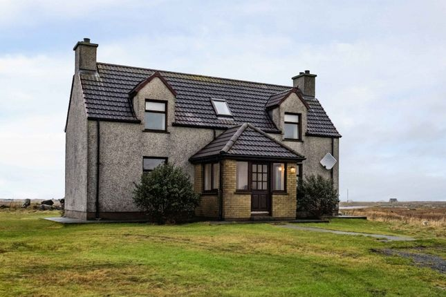 Thumbnail Detached house for sale in 285 Daliburgh, Isle Of South Uist