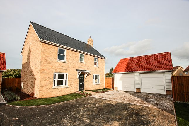 Thumbnail Detached house for sale in Plot 3, Fordham