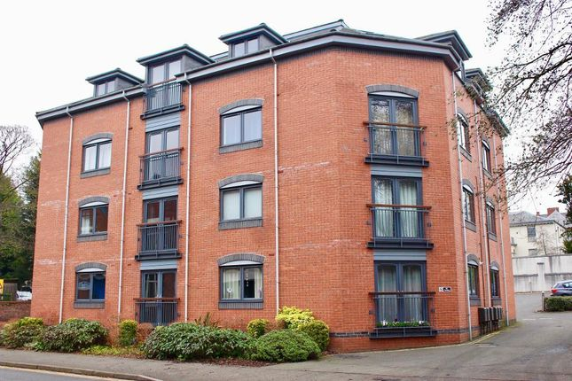 Thumbnail Flat for sale in Margaret Street, Stone, Staffordshire
