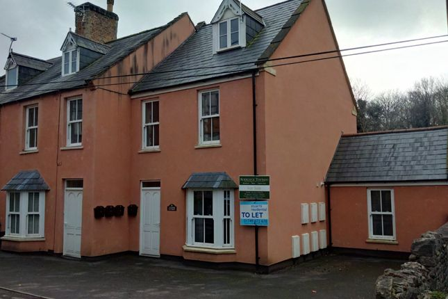Thumbnail Maisonette to rent in Wookey Hole, Wells