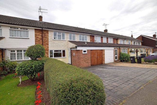 Thumbnail Terraced house for sale in Rainsford Road, Stansted