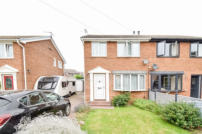 3 bed semi-detached house to rent in Brand Hill Drive, Crofton WF4