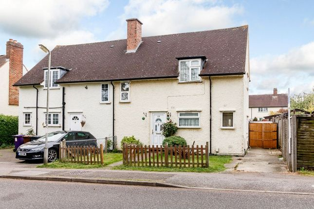 Thumbnail Semi-detached house for sale in Burnell Rise, Hertfordshire