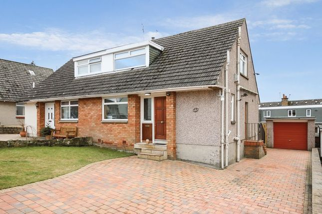 Thumbnail Semi-detached house for sale in Clarendon Road, Linlithgow