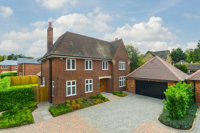 Thumbnail Detached house for sale in The Limes, Bramcote
