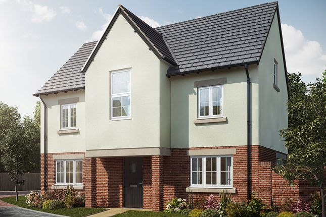 """Thumbnail Detached house for sale in """"The Wallington"""" at St. James Way, Biddenham, Bedford"""