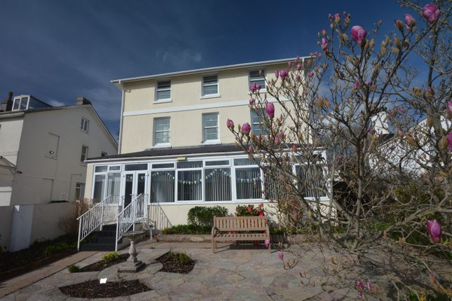 Thumbnail Flat to rent in Tor Church Road, Torquay