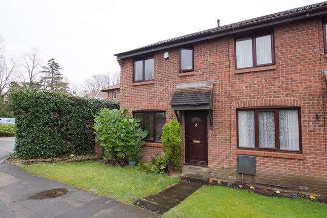 Thumbnail End terrace house to rent in 1 Nelsons Lane, Off Tadcaster Road, York