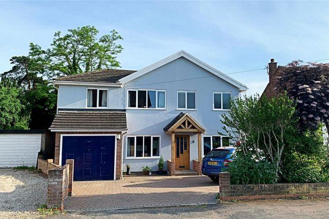 5 bed detached house for sale in Hoestock Road, Sawbridgeworth, Hertfordshire CM21