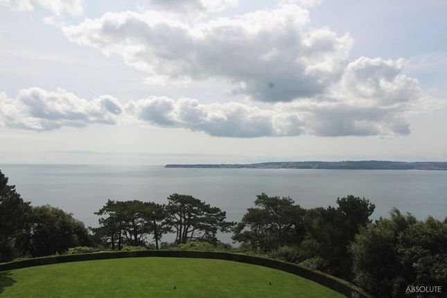 Thumbnail Property for sale in Middle Lincombe Road, Torquay