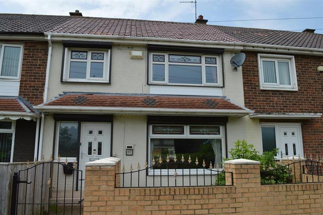Thumbnail Terraced house to rent in Cotswold Avenue, Middlesbrough
