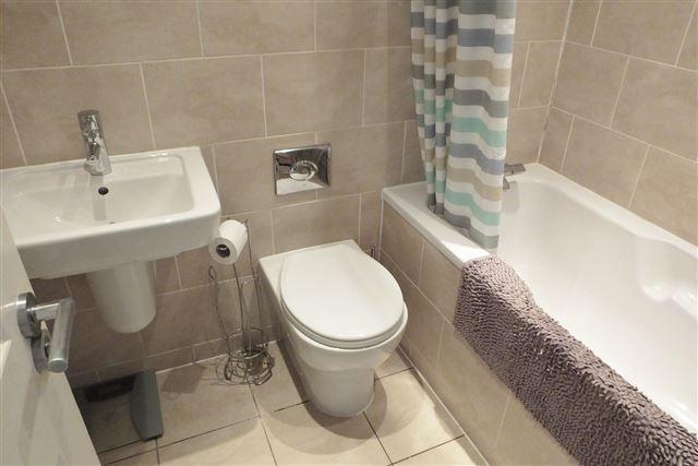 Bathroom of Holywell Heights, Sheffield S4