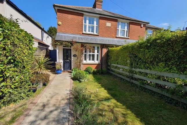 Thumbnail Semi-detached house for sale in The Common, Downley, High Wycombe