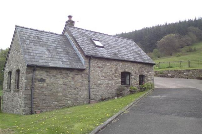 Thumbnail Cottage to rent in Pentwyn Cottage, Govilon, Nr Abergavenny, Monmouthshire