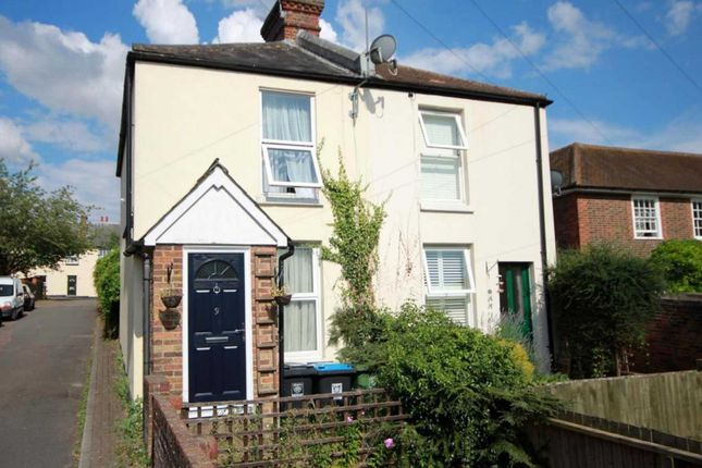 2 bed semi-detached house for sale in St. Marys Road, Hemel Hempstead