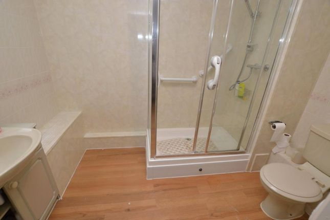 Shower Room of Mowbray Court, Butts Road, Exeter, Devon EX2