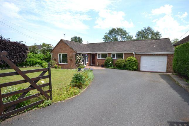 Thumbnail Detached bungalow for sale in Topsham, Exeter, Devon