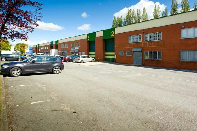 Industrial to let in Unit 2, Parkside Industrial Estate, Glover Way, Leeds