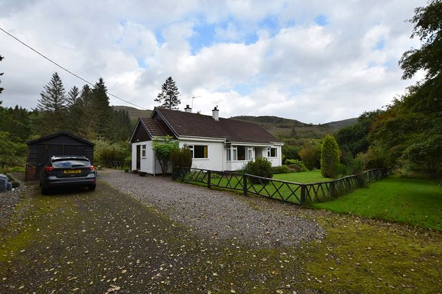 Thumbnail Detached bungalow for sale in Inchree, Onich, By Fort William