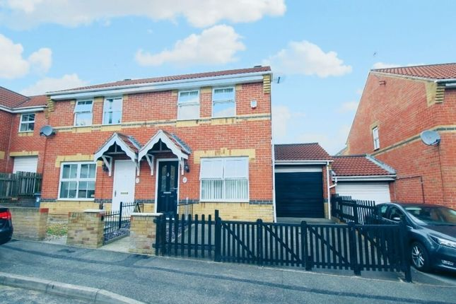 Thumbnail Semi-detached house to rent in Madison Street, Tunstall, Stoke-On-Trent