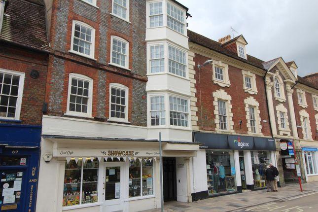3 bed maisonette to rent in Kohima Court, East Street, Blandford Forum, Dorset DT11