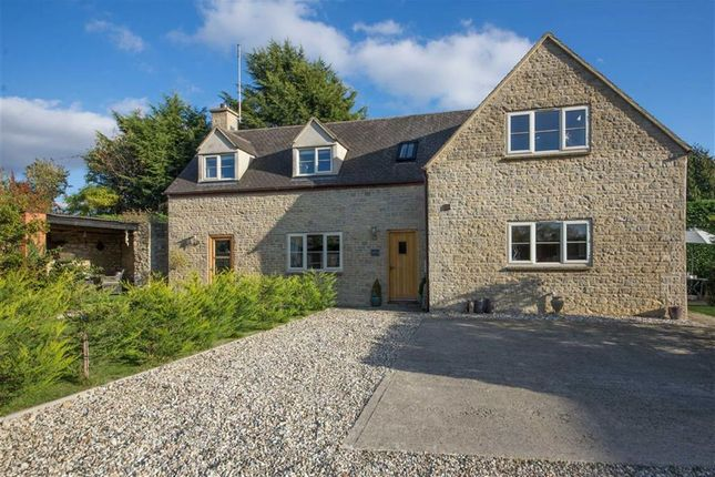 Thumbnail Detached house to rent in Churchfields, Stonesfield, Witney
