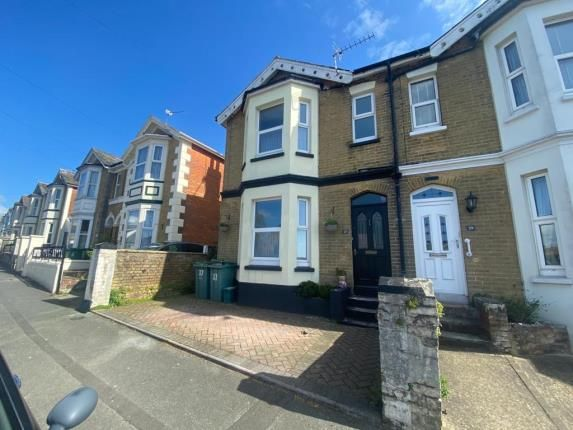 Thumbnail Semi-detached house for sale in Argyll Street, Ryde