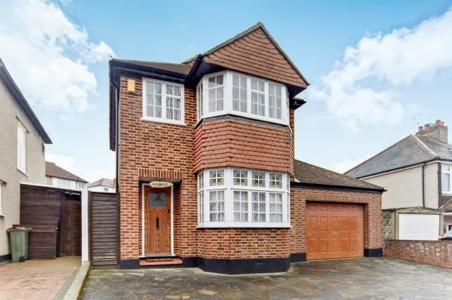 Thumbnail Detached house for sale in Hallmead Road, Sutton, Surrey, Greater London