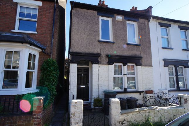 2 bed semi-detached house for sale in Bartlett Road, Gravesend, Kent