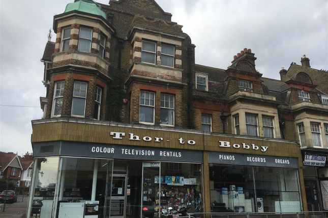 Thumbnail Property for sale in Northdown Road, Margate
