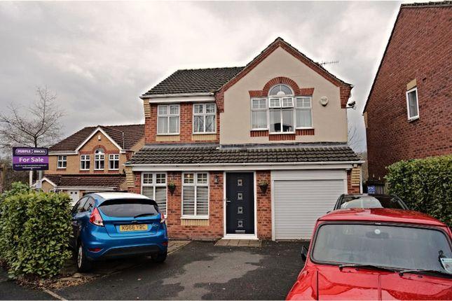 Thumbnail Detached house for sale in Alphingate Close, Stalybridge