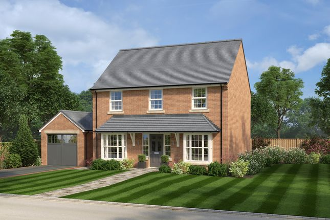 4 bed detached house for sale in River View, Highfield Road, Lydney, Gloucestershire GL15