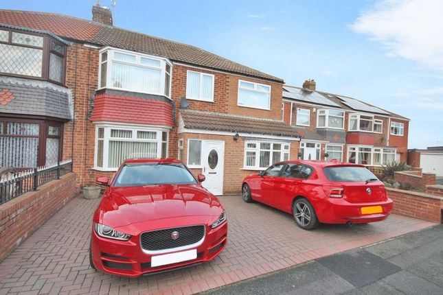 Thumbnail Semi-detached house for sale in Malvern Avenue, Skelton-In-Cleveland, Saltburn-By-The-Sea