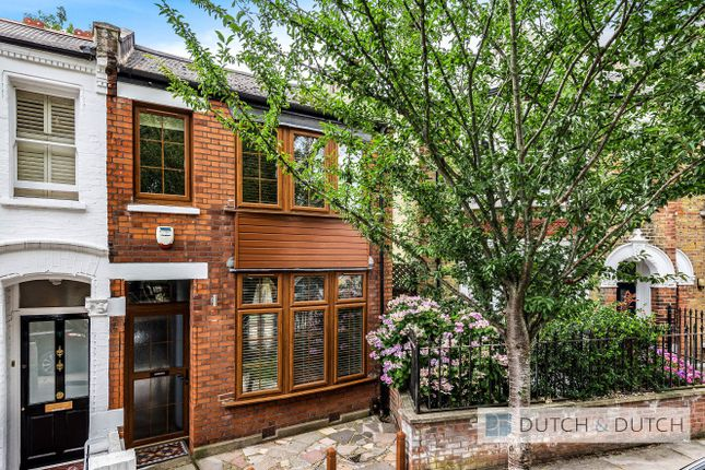 Thumbnail End terrace house for sale in Sumatra Road, West Hampstead