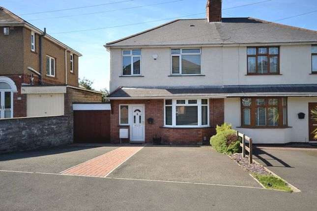 Thumbnail Semi-detached house to rent in Stylish House, Ronald Road, Newport