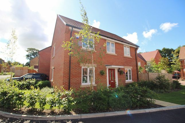 Thumbnail Link-detached house for sale in Rothschild Drive, Sarisbury Green, Southampton