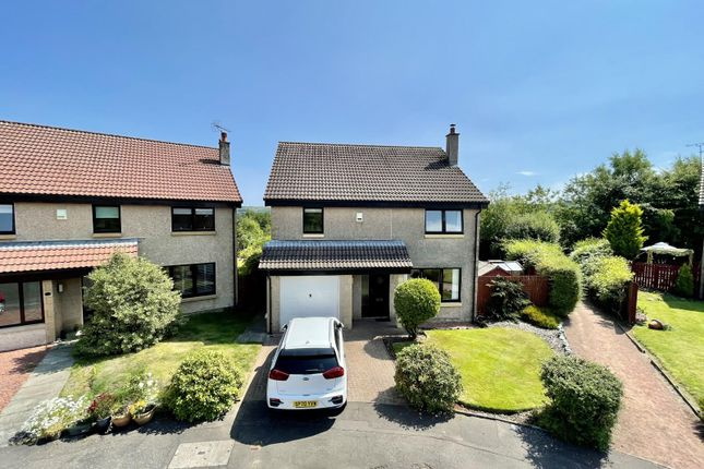 Thumbnail Detached house for sale in Station Rise, Lochwinnoch